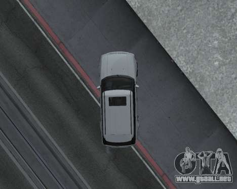 Range Rover Armenian para la visión correcta GTA San Andreas