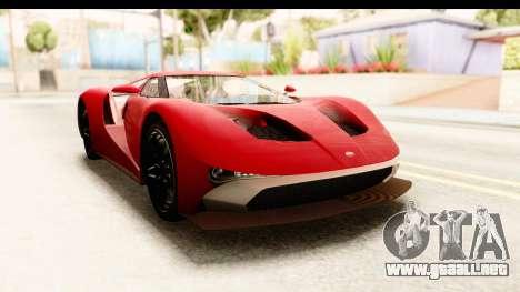 GTA 5 Vapid FMJ IVF para la visión correcta GTA San Andreas