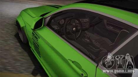 BMW M235i 69Works para visión interna GTA San Andreas