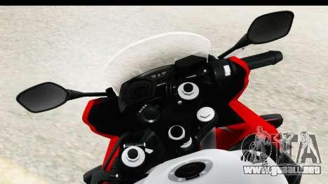 Honda CBR650F para la visión correcta GTA San Andreas