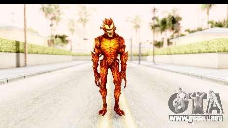 Marvel: Ultimate Alliance 2 - Ultimate Carnage para GTA San Andreas segunda pantalla