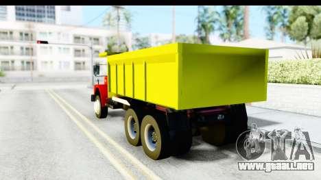 Desoto AS 950 para GTA San Andreas left