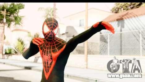 Marvel Heroes - Miles Morales para GTA San Andreas