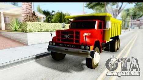 Desoto AS 950 para GTA San Andreas