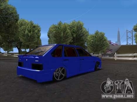 VAZ 2114 Sport para visión interna GTA San Andreas