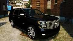 Chevrolet Tahoe 2015 V1.1