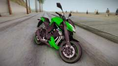 Kawasaki Z1000 2013 para GTA San Andreas
