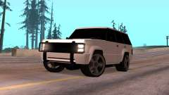 Huntley Rover para GTA San Andreas