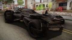 Batman VS Superman Batmobile