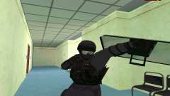 La piel de SWAT GTA 5 (PS3)