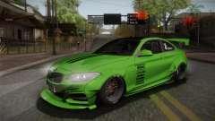 BMW M235i 69Works para GTA San Andreas