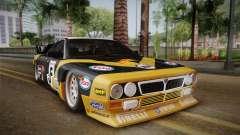 Lancia Rally 037 Stradale (SE037) 1982 Dirt PJ2 para GTA San Andreas