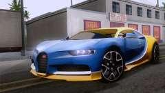 Bugatti Chiron 2017 v2.5