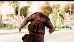 CS:GO - GIGN para GTA San Andreas