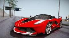 Ferrari FXX-K 2015 para GTA San Andreas