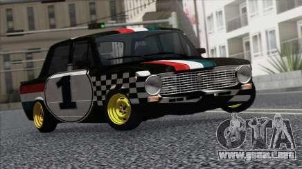 VAZ 2101 es un Coche de Carreras para GTA San Andreas