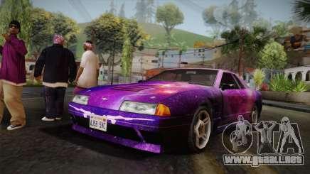 20egt Elegy PaintJob 5 para GTA San Andreas