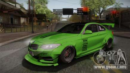 BMW M235i 69Works para GTA San Andreas