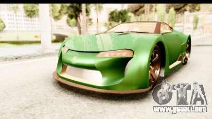 GTA 5 Emperor ETR1 para GTA San Andreas