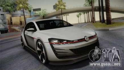 Volkswagen Golf Design Vision GTI para GTA San Andreas