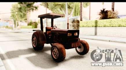 Modern Tractor para GTA San Andreas