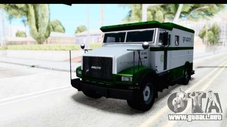 GTA 5 Stockade v1 IVF para GTA San Andreas