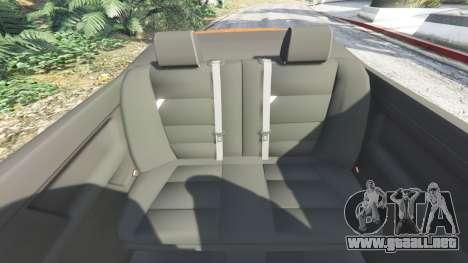 GTA 5 BMW 328i (E36) M-Sport v1.1 [replace] volante