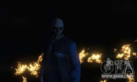 Suicide Squad El Diablo para GTA 5