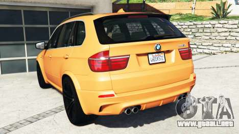 BMW X5 M (E70) 2013 v1.0 [add-on] para GTA 5