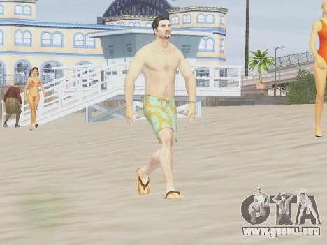 New Wmybe para GTA San Andreas tercera pantalla