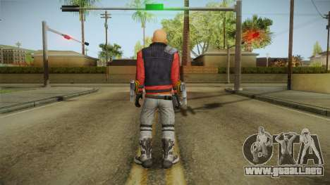Will Smith - Deadshot v2 para GTA San Andreas tercera pantalla
