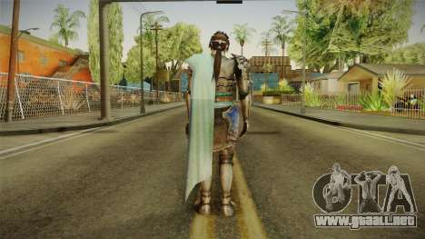 Warriors Orochi 3 - Zhao Yun (DW6) para GTA San Andreas tercera pantalla