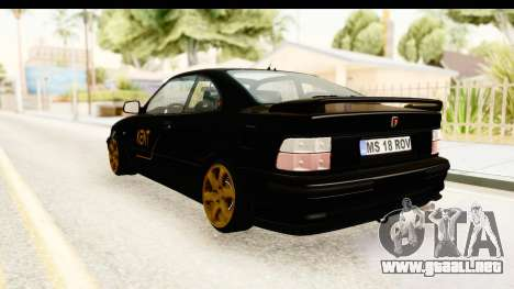 Rover 220 Kent Edition para GTA San Andreas left