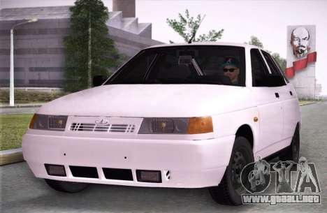 Lada 2112 Runoff para GTA San Andreas