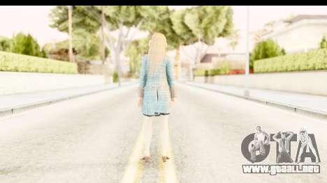 DoA 5: LR - Marie Rose Sweater para GTA San Andreas tercera pantalla