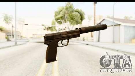 CS:GO - USP Silenced para GTA San Andreas segunda pantalla