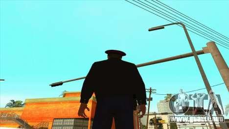 Principales interior para GTA San Andreas sucesivamente de pantalla