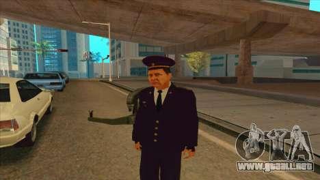 Karpov v2 para GTA San Andreas segunda pantalla