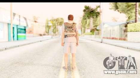 GTA 5 Random Skin 5 para GTA San Andreas tercera pantalla