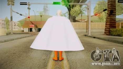 Saitama v2 para GTA San Andreas tercera pantalla