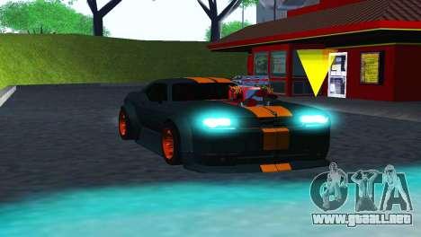 DODGE CHALLENGER SRT8 POWER para GTA San Andreas