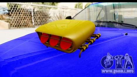 Rover 220 Kent Edition de Haur para visión interna GTA San Andreas