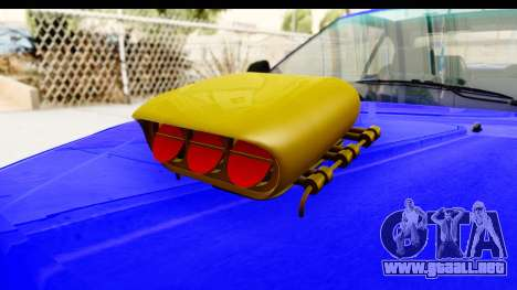Rover 220 Kent Edition de Haur para GTA San Andreas
