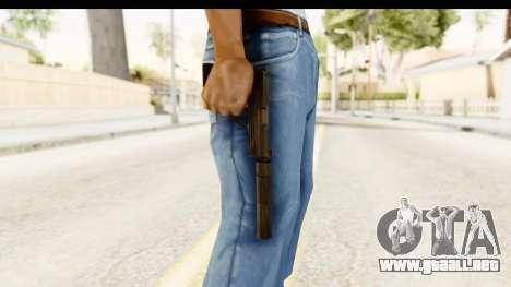 CS:GO - USP Silenced para GTA San Andreas tercera pantalla