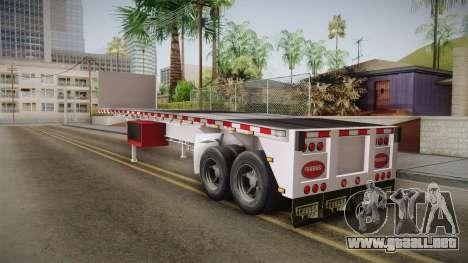 Trailer Americanos v1 para la visión correcta GTA San Andreas