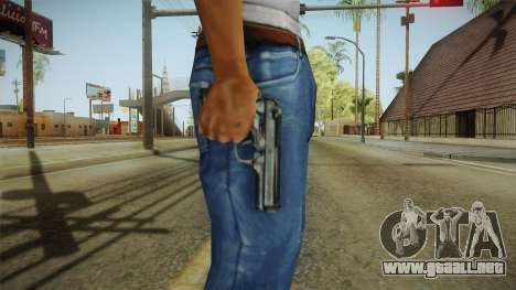 Silent Hill 2 - Pistol 1 para GTA San Andreas tercera pantalla