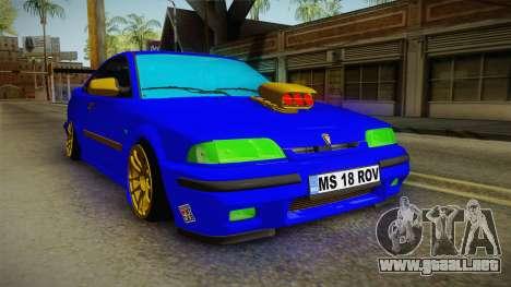 Rover 220 Bozgor Edition para GTA San Andreas