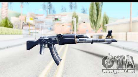 AK-47 Elite Build para GTA San Andreas