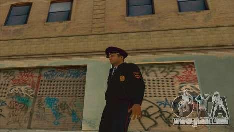Principales interior para GTA San Andreas segunda pantalla