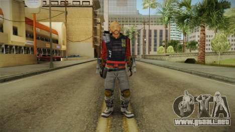 Will Smith - Deadshot v2 para GTA San Andreas segunda pantalla